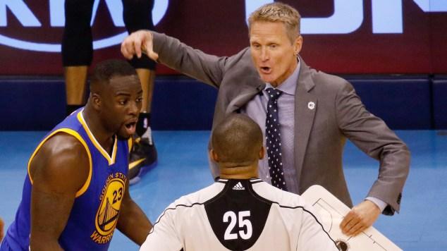 Golden State Warriors v Oklahoma City Thunder – Game Three