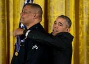Barack Obama, Donald Thompson