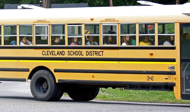 Cleveland Schools-Desegregation