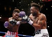 APTOPIX Charlo Trout Boxing
