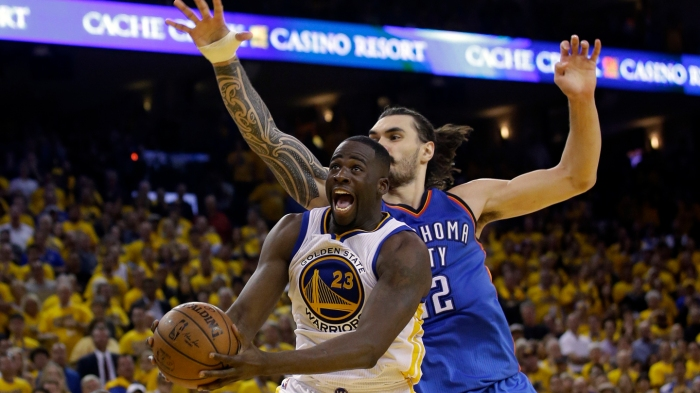 749d6ea33ca614 Draymond Green playoffs diary