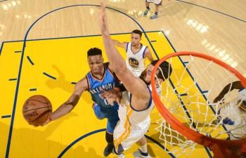 Oklahoma City Thunder v Golden State Warriors – Game One