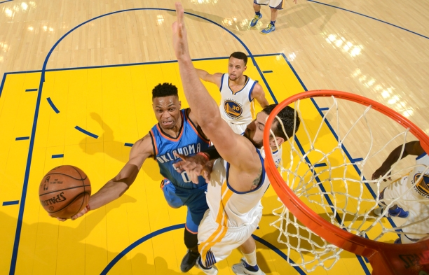 Oklahoma City Thunder v Golden State Warriors – Game One