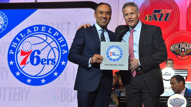 NBA Draft Lottery 2016