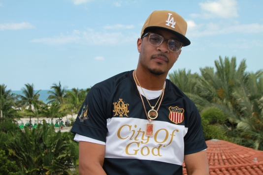 TI Hosts Pool Party In South Beach
