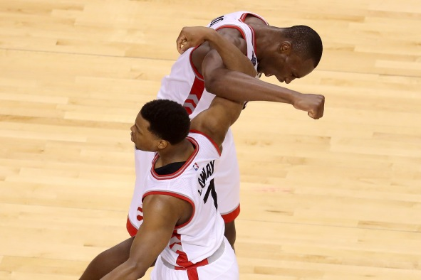 Cleveland Cavaliers v Toronto Raptors – Game Four