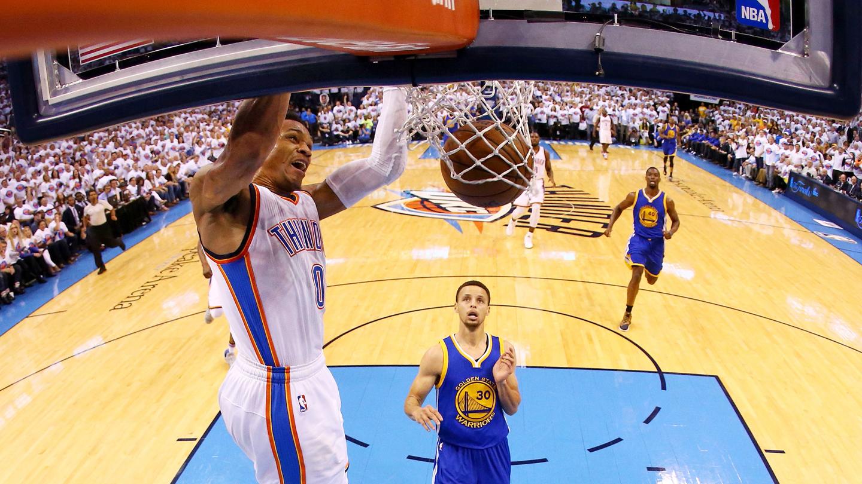 Golden State Warriors v Oklahoma City Thunder – Game Four