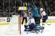 St Louis Blues v San Jose Sharks – Game Six