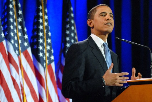 Obama Delivers Speech On Race And Politics