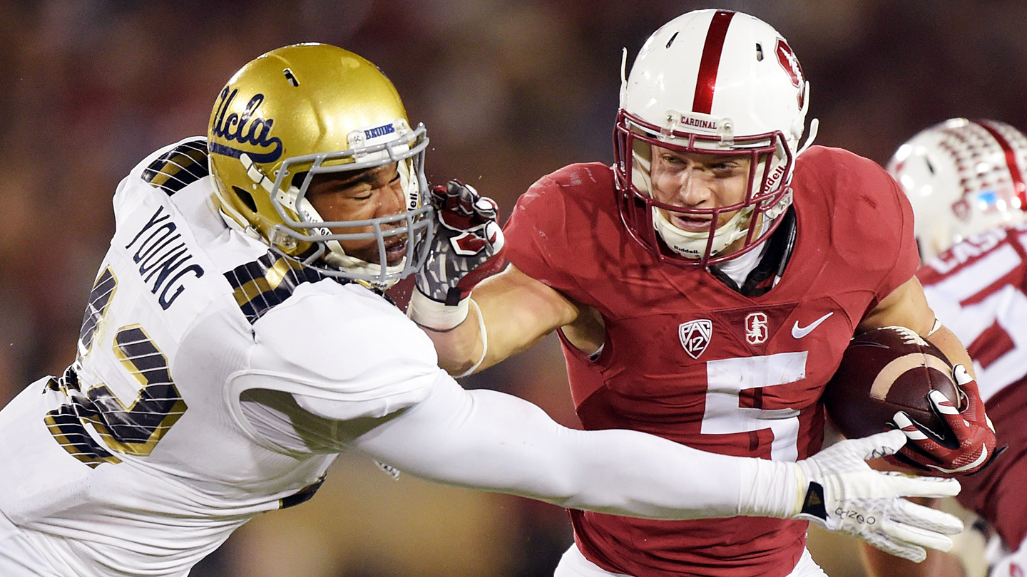NCAA Football: UCLA at Stanford