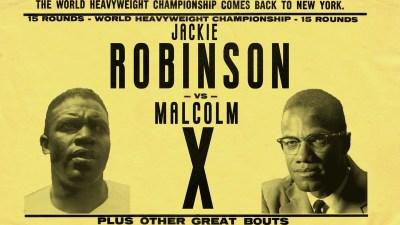 Muhammad Ali vs. Ken Norton Boxing Match Poster