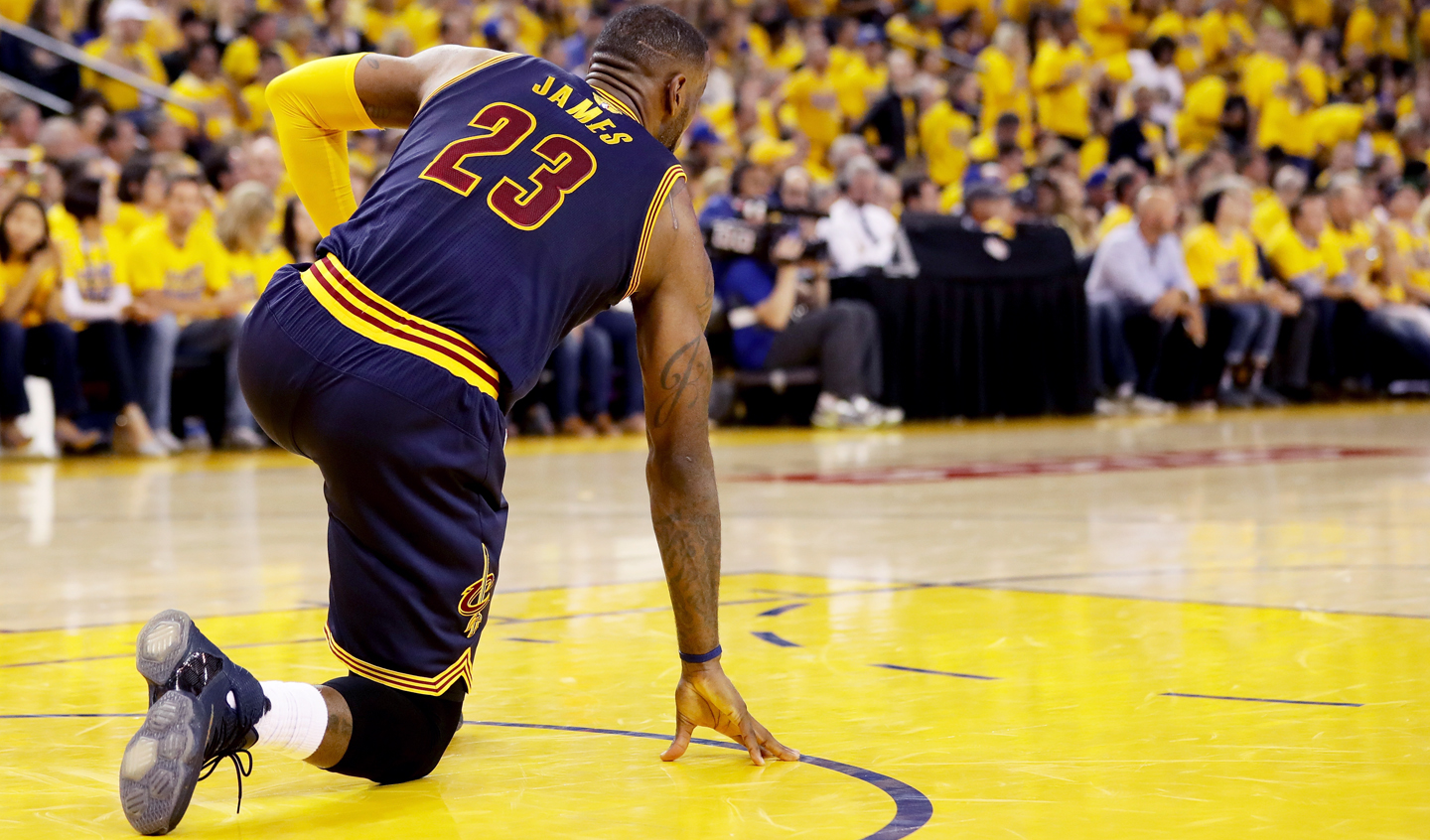 2016 NBA Finals – Game Two