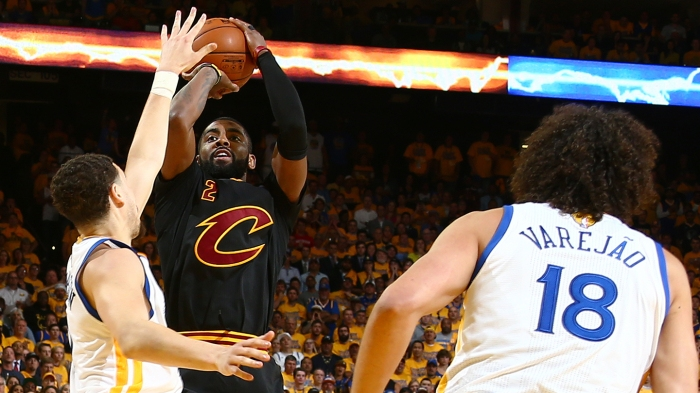 2016 NBA Finals – Game Five