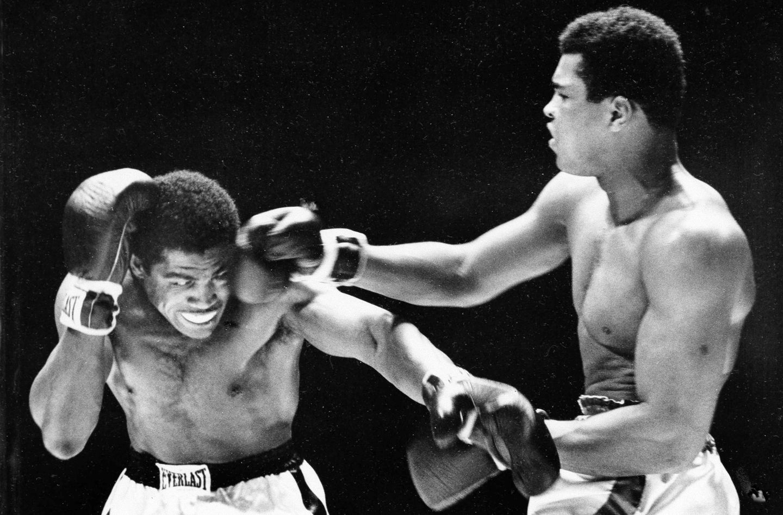 Muhammad Ali Over Liston Boxing Legend Men/'s T Shirt BIG /& TALL SIZES