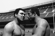 Muhammad Ali and  Ken Norton