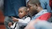 Magic Johnson and Son 1994