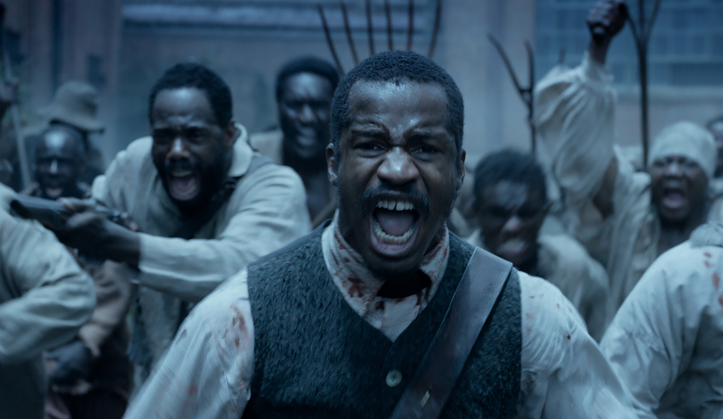 "Film still from the upcoming film ""Birth of a Nation"""