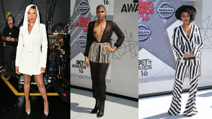 Style diary the best looks from the 2016 bet awards malvernweather Choice Image