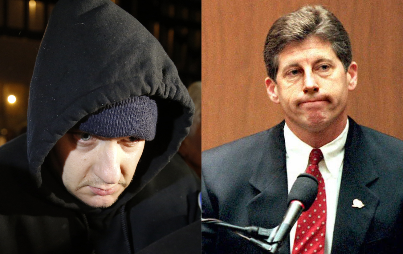 Chicago Police Officer Jason Van Dyke| Los Angeles Police Detective Mark Fuhrman