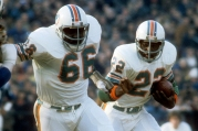 Miami Dolphins v Baltimore Colts