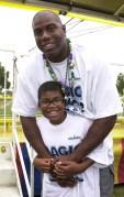 Magic Johnson Foundation's 4th Annual Children's Mardi Gras