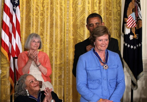 President Obama Awards Presidential Medals Of Freedom