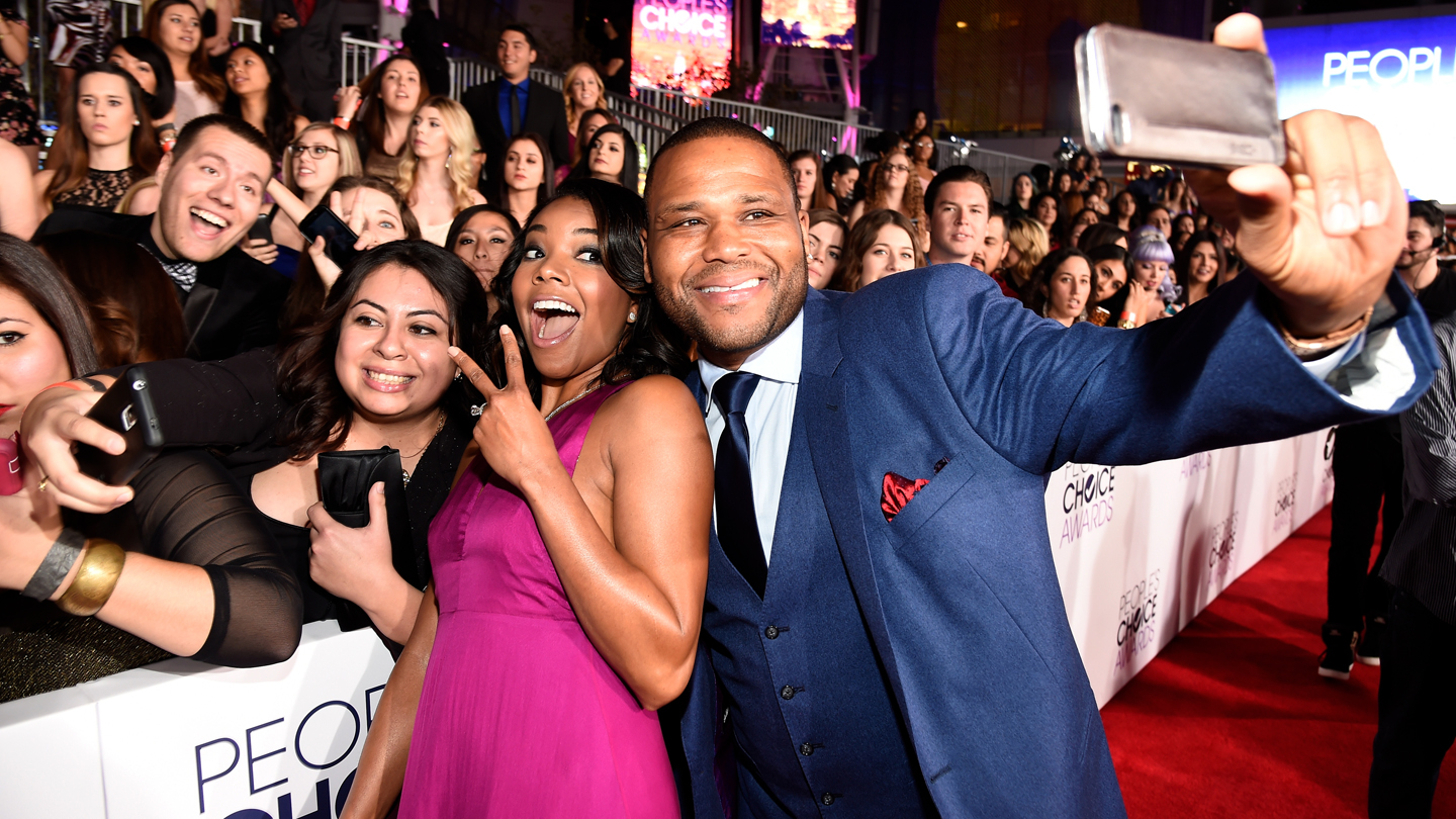 The 41st Annual People's Choice Awards – Red Carpet