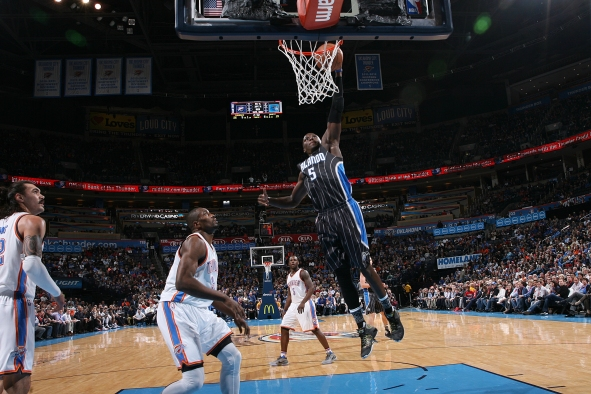 Orlando Magic v Oklahoma City Thunder