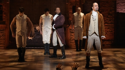 "The 58th GRAMMY Awards – ""Hamilton"" GRAMMY Performance"