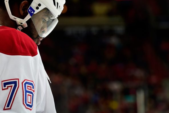 Montreal Canadiens P  K  Subban traded to Nashville
