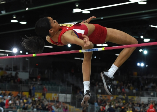 US-ATHLETICS-WORLD-INDOOR