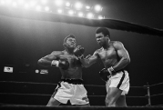 Muhammad Ali Boxing with Floyd Patterson