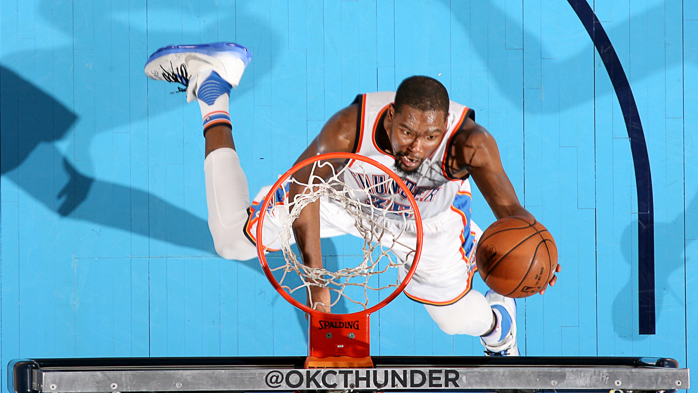 San Antonio Spurs v Oklahoma City Thunder – Game Four