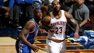 2016 NBA Finals- Game Three