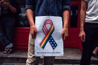Vigils In Hong Kong After The Orlando Shooting