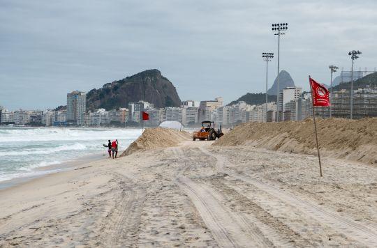 OLY-2016-RIO-BEACH VOLLEY-STADIUM