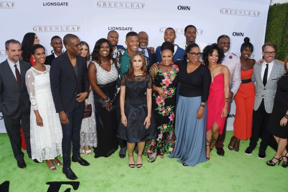 "Premiere Of OWN's ""Greenleaf"" – Arrivals"