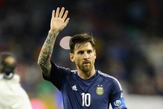 United States v Argentina: Semifinal – Copa America Centenario