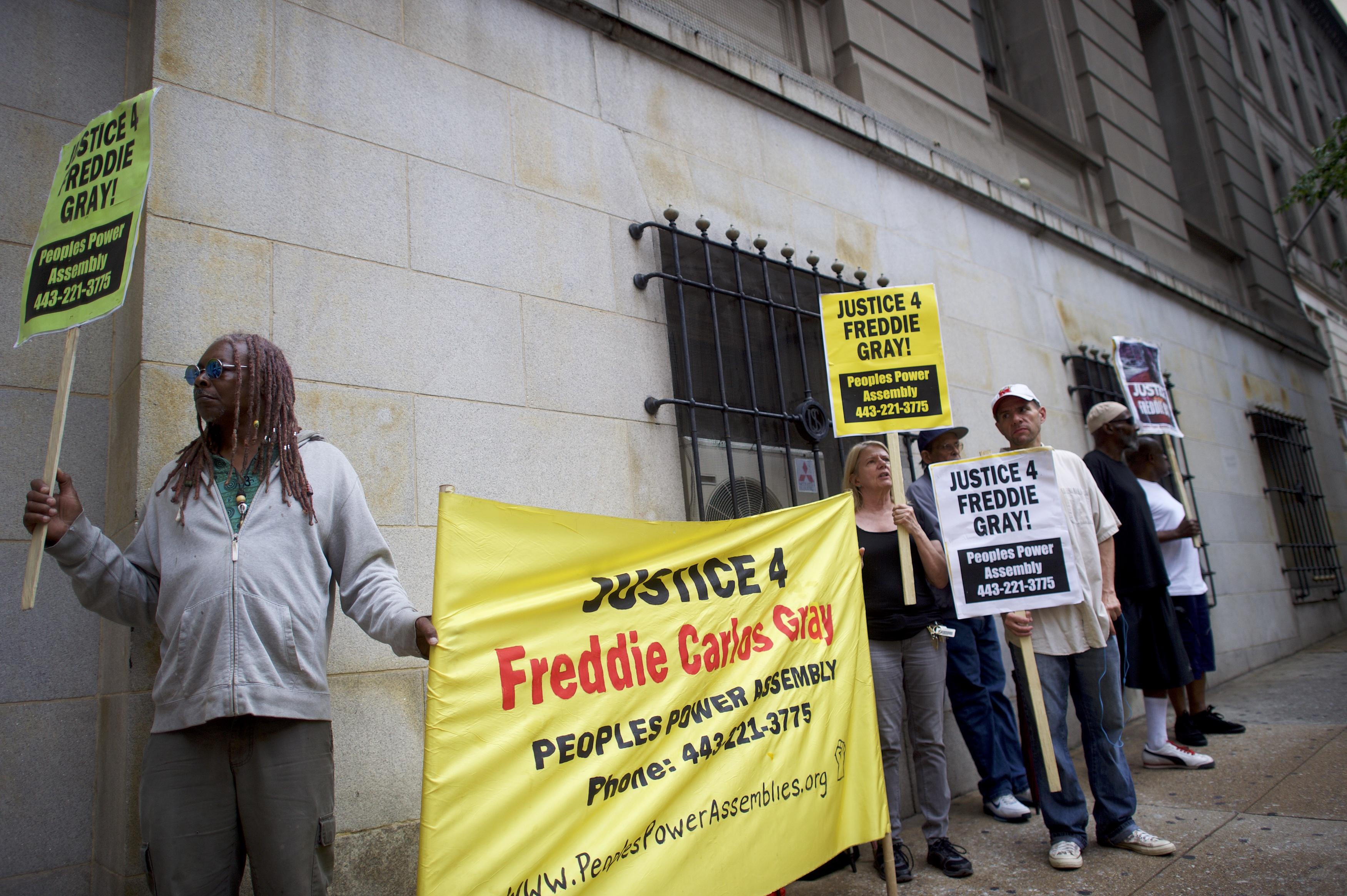 Judge Issues Verdict In Trial Of Freddie Gray Police Van Driver