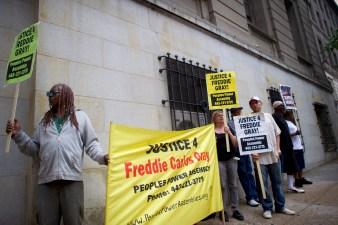 Judge Issues Verdict In Trial Of Freddie Gray Police Van Driver