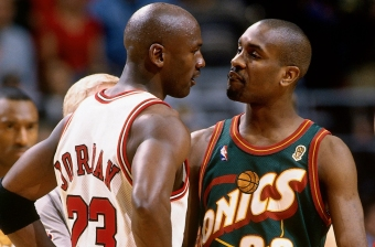1996 NBA Finals Game 2:  Seattle SuperSonics vs. Chicago Bulls