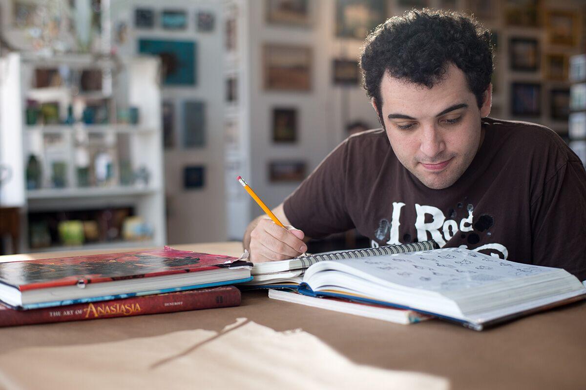 Owen drawing