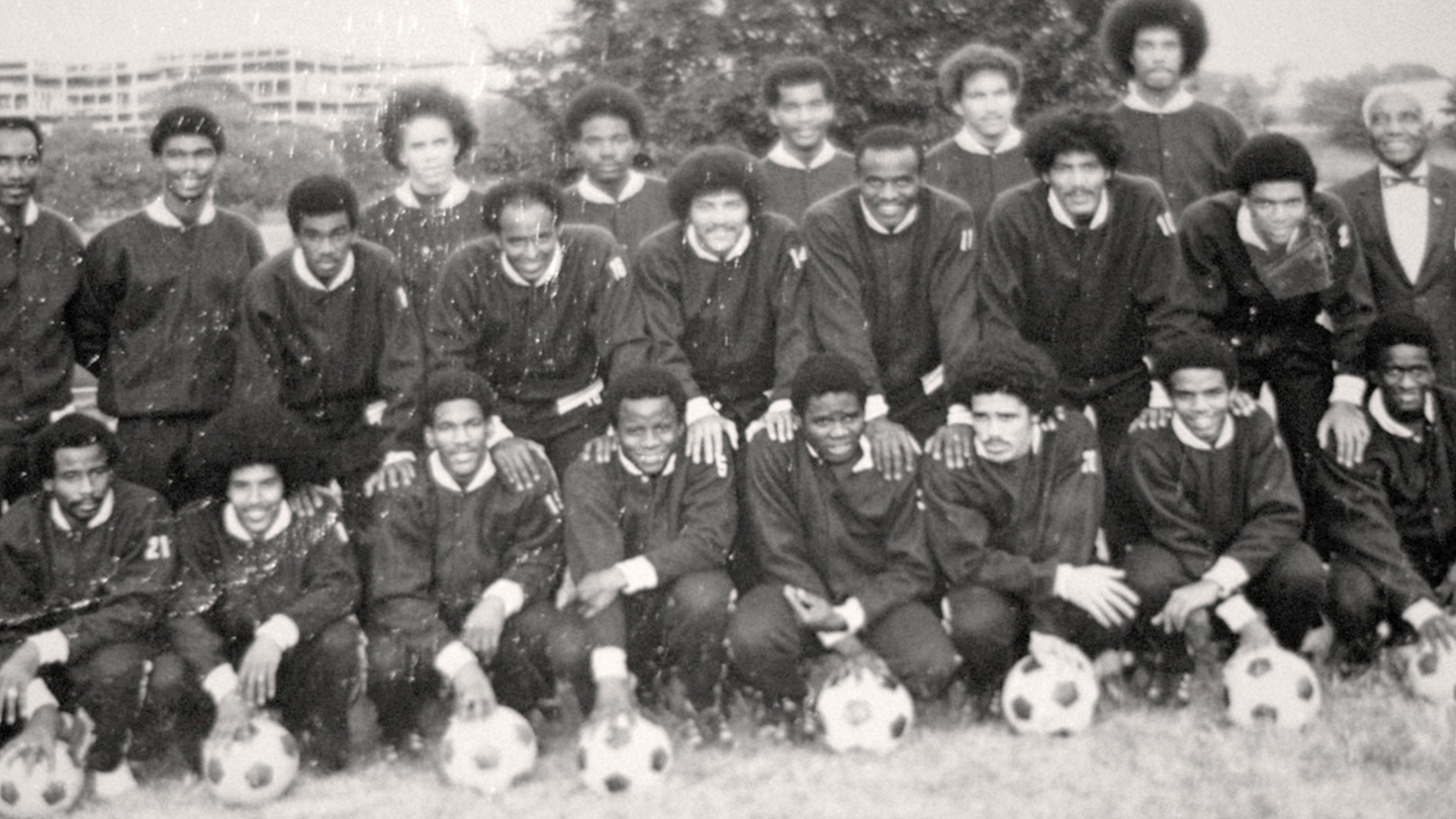 Howard University Soccer Team, 1971