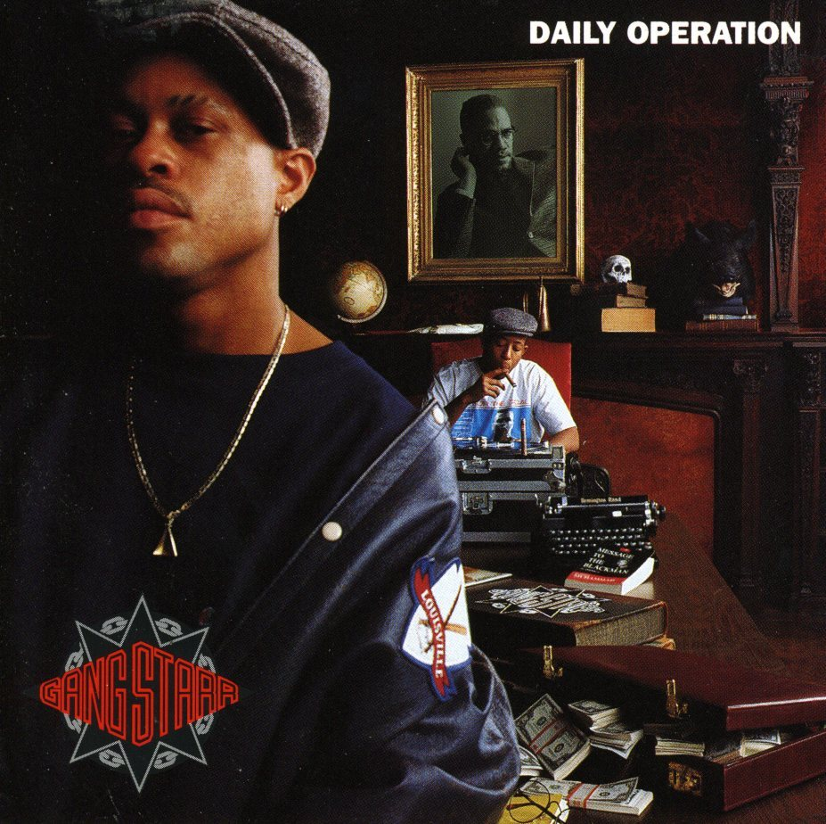 Gang starrs album cover for daily operation 06661e5984334eec80f78583b9be440a927x924x1 malvernweather Images