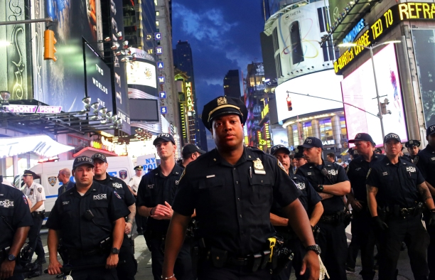 Activists March Through NYC Protesting Killings Of Black Men By Police