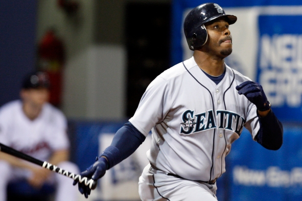 4c8ee53ee0 There's never been anyone quite like Ken Griffey Jr.