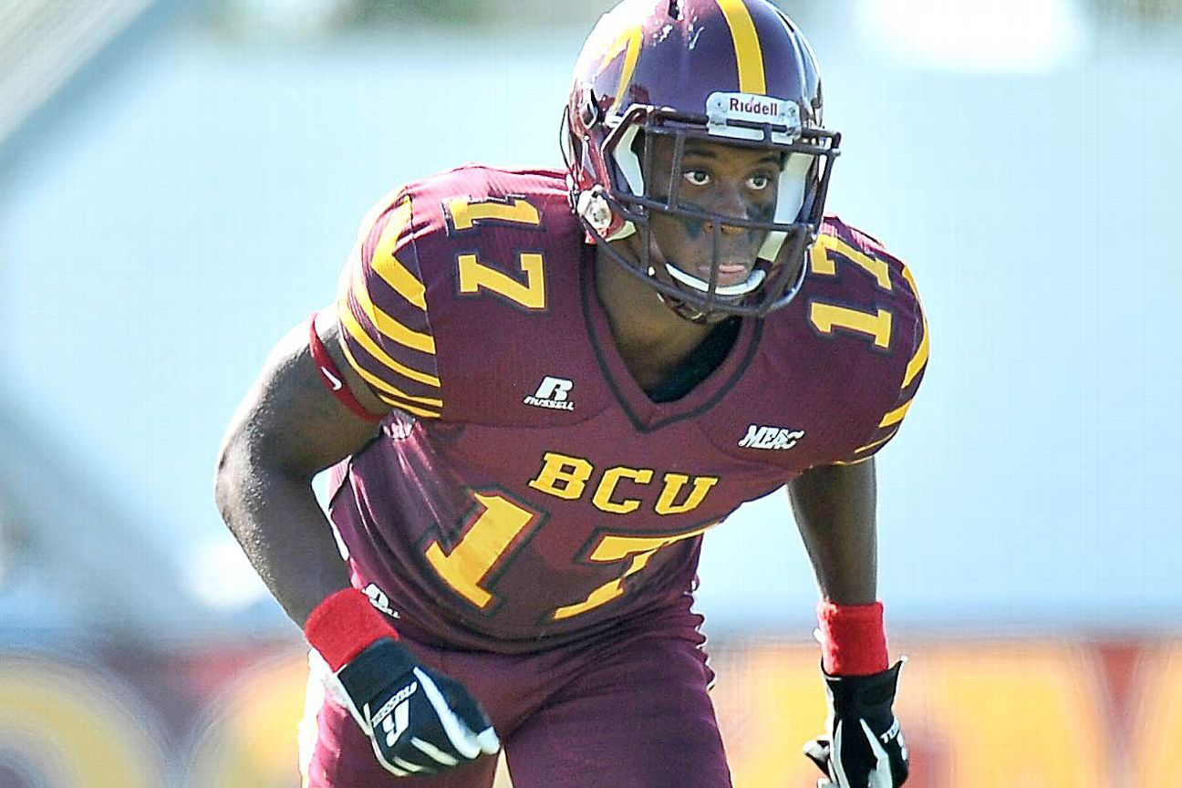 Bethune-Cookman's Jawill Davis