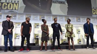 black panther actors