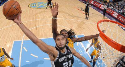 San Antonio Spurs v Denver Nuggets