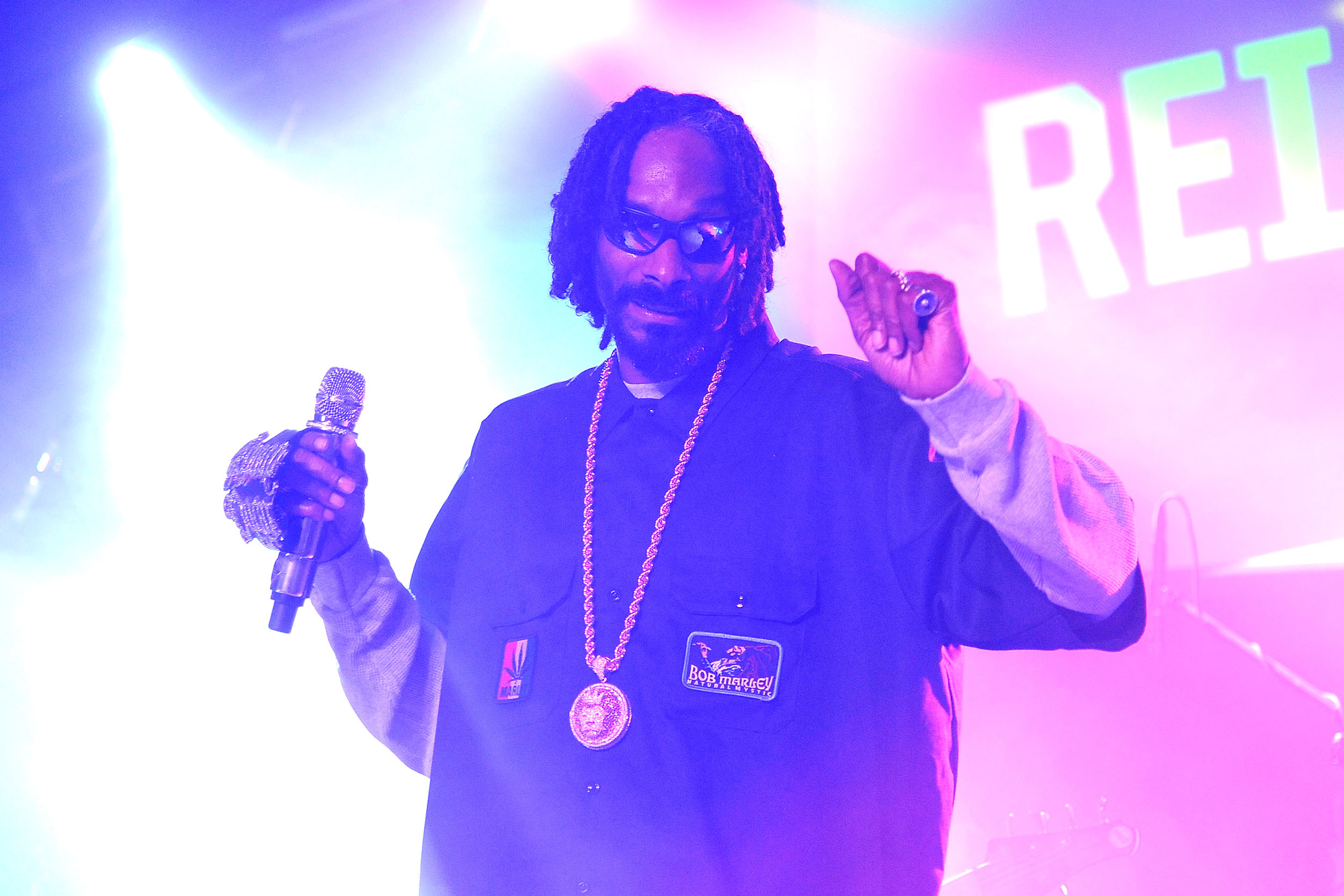 LionFest At Viceland Featuring Snoop Lion In Concert – Austin, TX